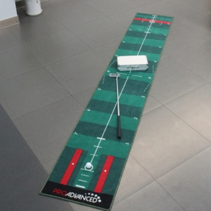 Durable Nylon Golf-Matte mit Marke Printing