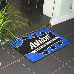 Music Brand Promotional Use Entrance Mats