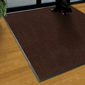 Fuori Front Door Mats Brown