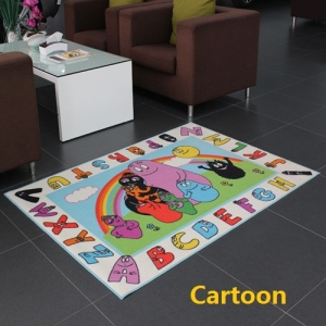 Cartoon Series Kids Rug