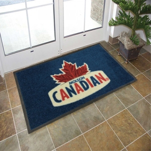 Wholesale Store Retail Custom Outdoor Rubber Logo Door Mats