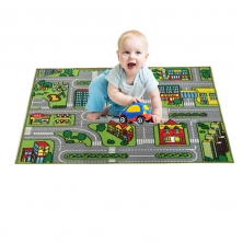 Fabbrica della Cina Babies Play Mat Custom Design Children Play Carpet
