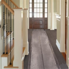 China Brand New Clear Plastic Carpet Protector Mats with High Quality factory