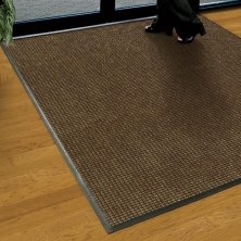 China Brown Door Mats for Outside factory