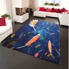 China Cartoon High Definition Area Rug factory