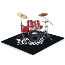 China Drum Logo Rug factory