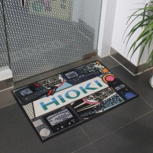 Chine Electron Logo Industrial Mat Superficie usine