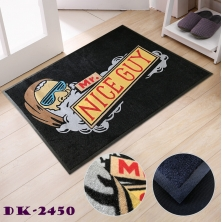 China Heavy Duty Custom Door Mat High Resolution Printing Floor Mat factory