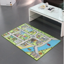 China High Quality Personalized Carpet Race Track factory