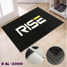 China Inkjet Print Logo Mats Custom Design Door Mat factory
