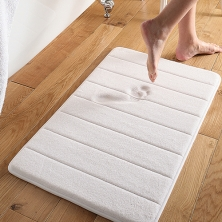 China Memory Foam Bath Mat-Fabrik