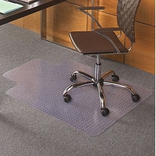 China Office chair mat for carpet factory