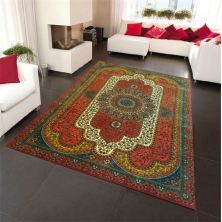 China Prayer High Definition Area Rug factory