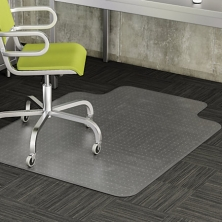 China Shenzhen Tile Floor PVC Chairmate for Office 30