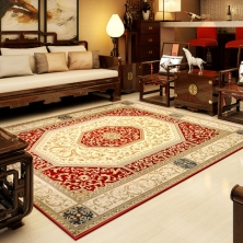 China Wool Hand Made Rug factory