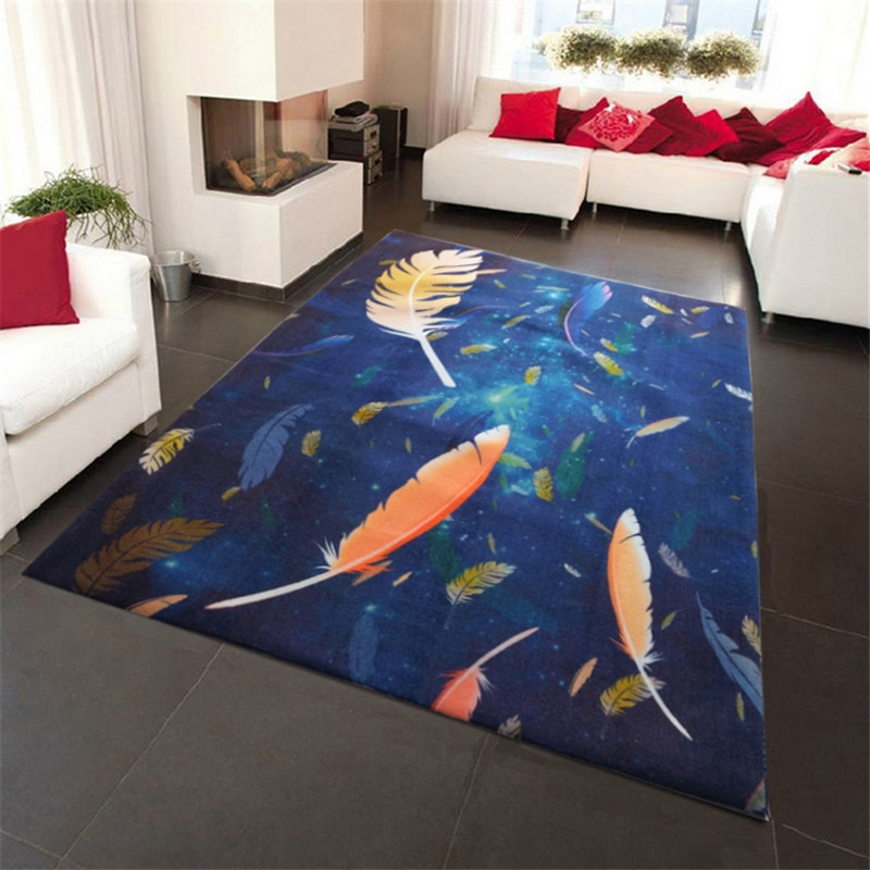 Cartoon High Definition Area Rug Area Rug For Home Use