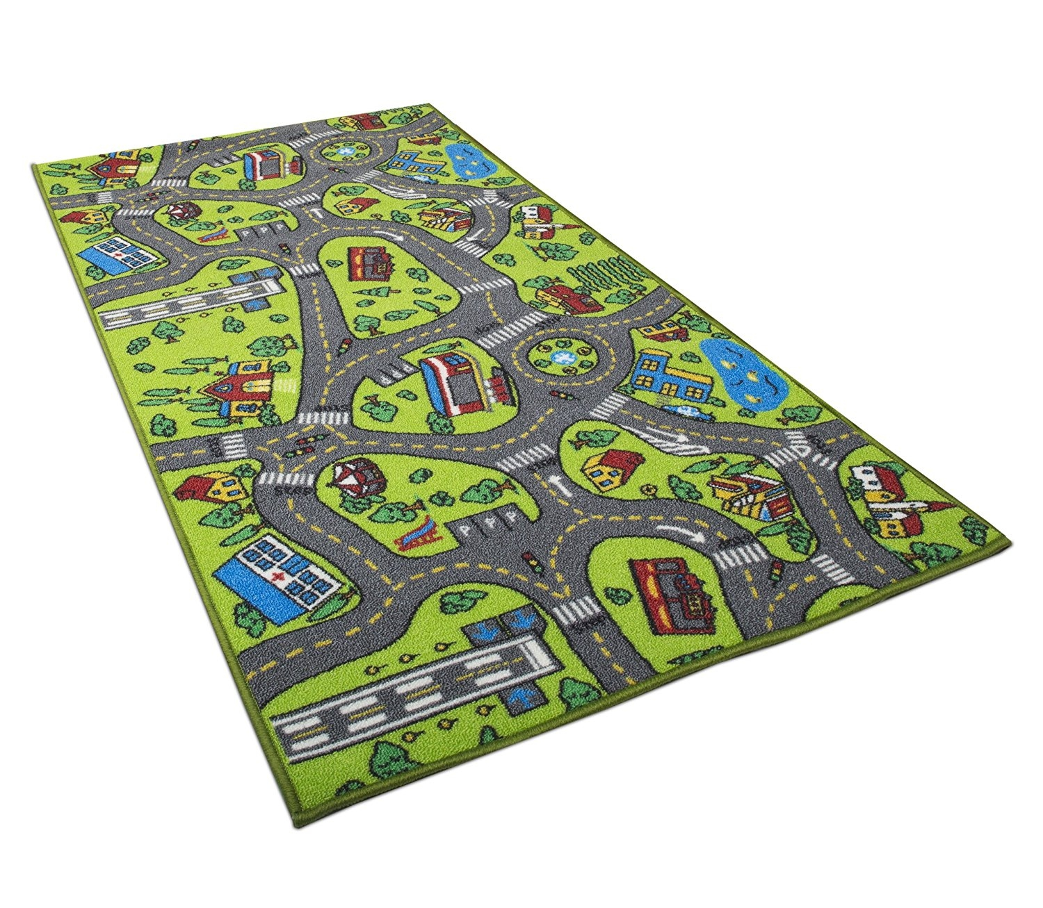 Country Road Design Children Play Mat Hot Sell Items Kids
