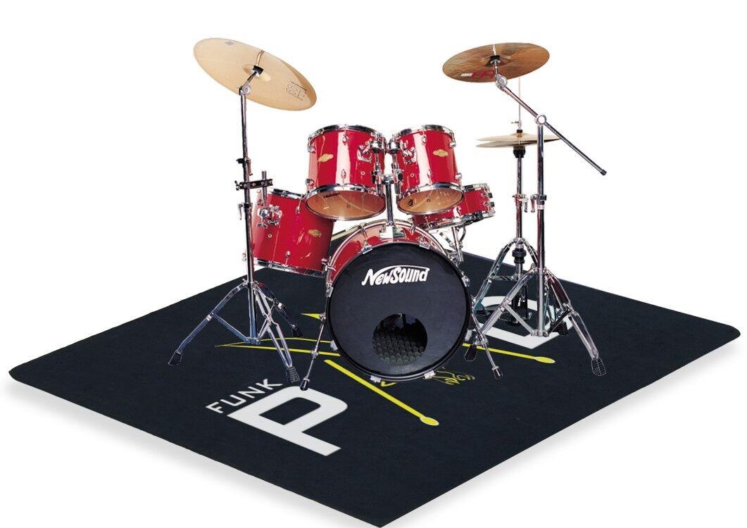 Antislip Drum Carpet Antislip Play Drum Carpet