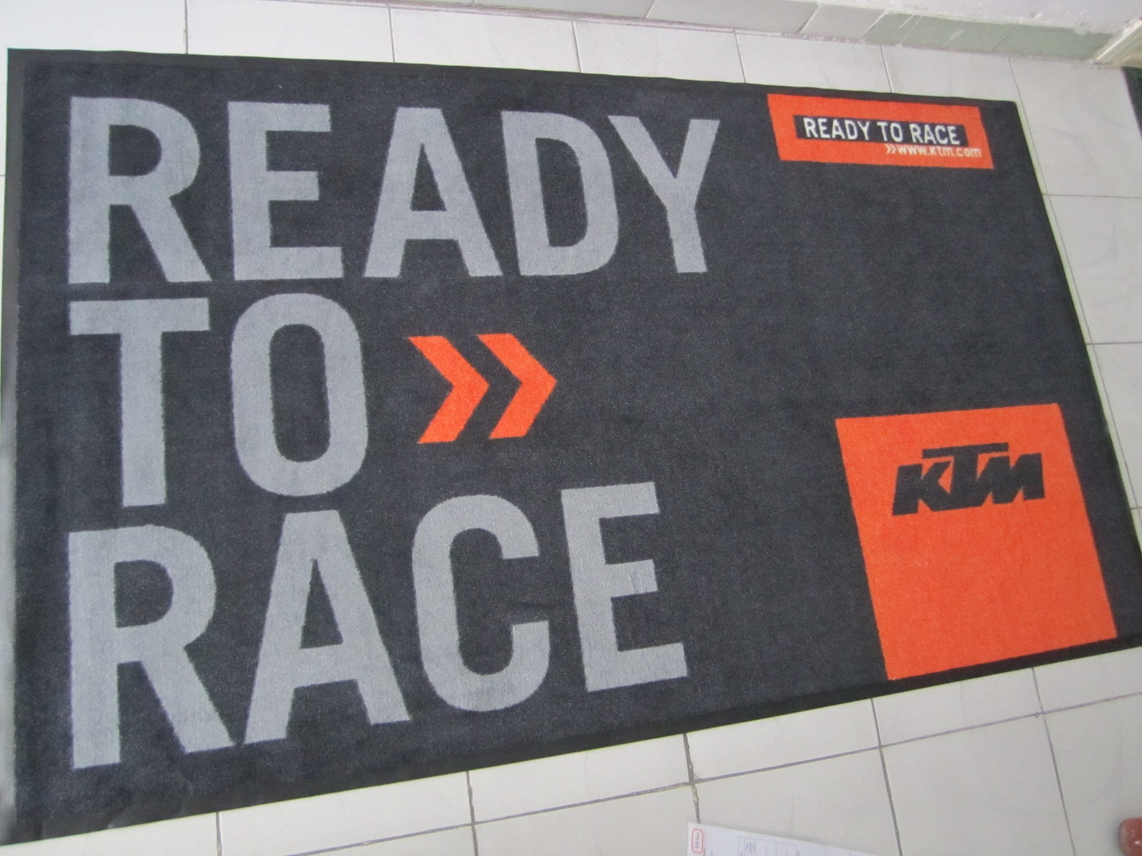 mat products custom racing motorcycle mats floor for ktm