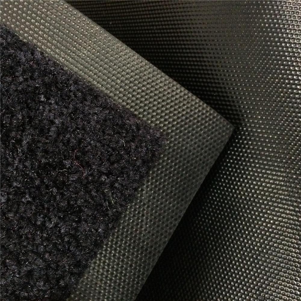 Floor Mats For Home Logo Printing On Rubber Entrance Mat