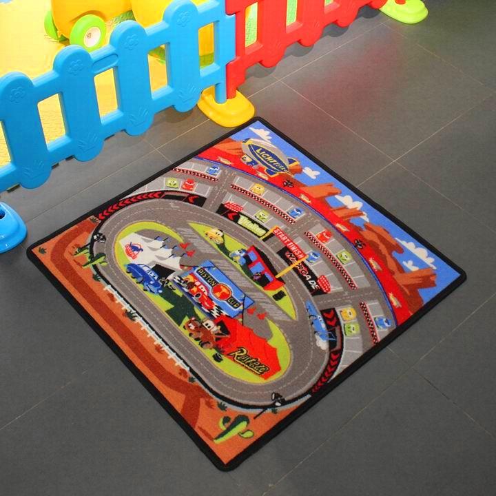 Kids Car Play Mats Large, Infant Floor Play Mats