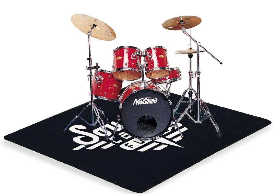 printing design drum rug custom design mat for drum. Black Bedroom Furniture Sets. Home Design Ideas