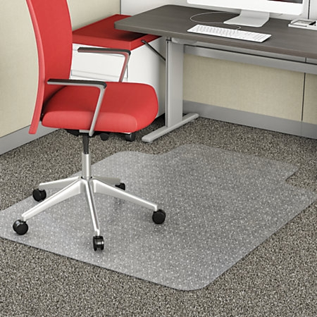Rolling Soft Pvc Chair Mat Anti Static Chair Mats