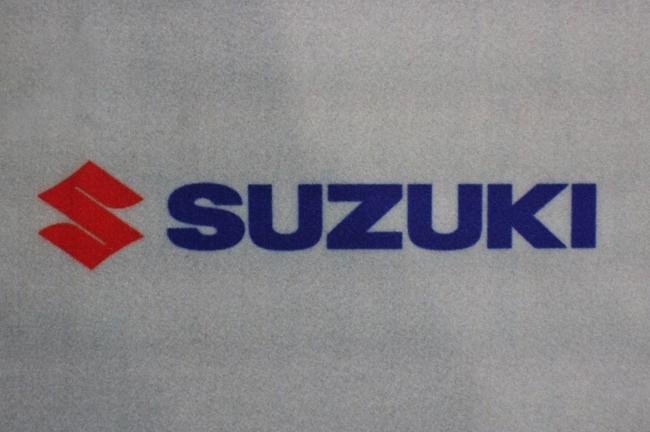 Suzuki Motorrad Teppich Pit Mat Lieferant